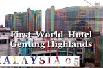 NanoG Antimicrobial Coating - First World Hotel Genting Highlands